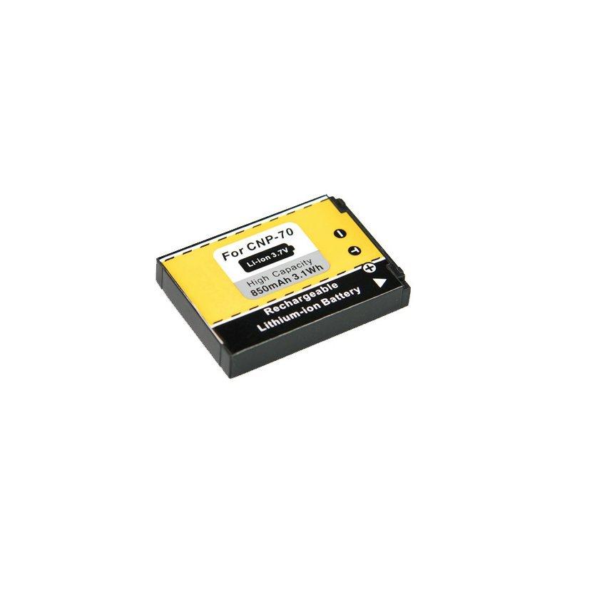 Batéria pre Casio NP70 850mAh Li-Ion