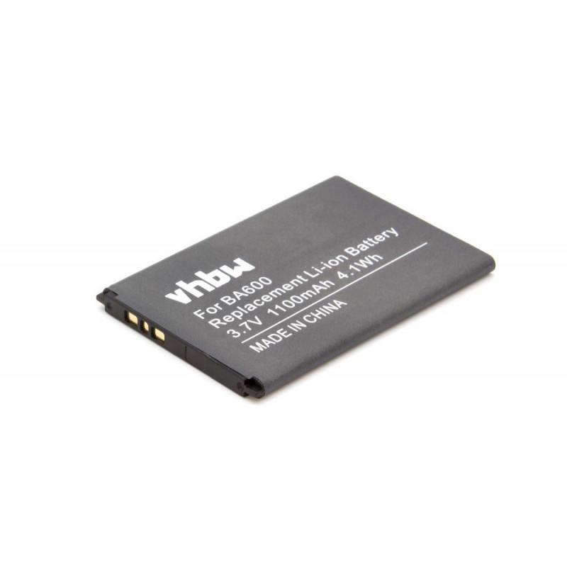 Batéria pre Sony Xperia U (ST25i) - 1100 mAh Li-Ion