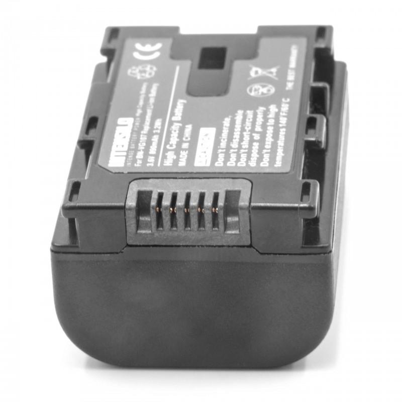 Batéria pre JVC BN-VG107 890mAh Li-Ion