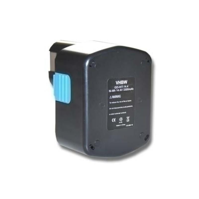 Batéria pre Hitachi EB 1414 , EB 1424 - 14,4V 3300mAh Ni-Mh