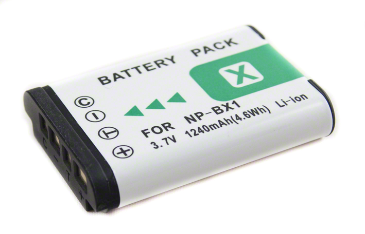 Akumulátor pre Sony NP-BX1 - 1240 mAh