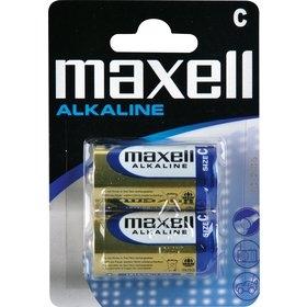 Batéria monočlánek R14 C Maxell 2ks