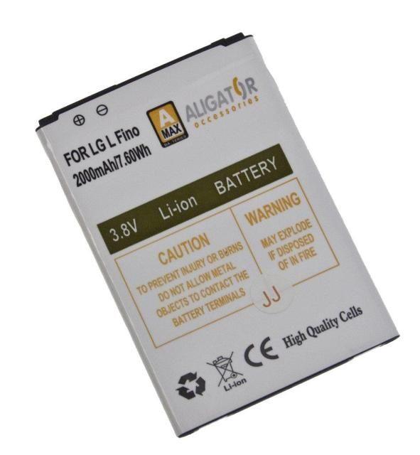 Batéria pre LG Leon H340, L Fino - 1900 mAh Li-Ion