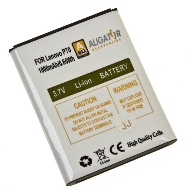 Batéria Lenovo P70 - 1800 mAh Li-Ion