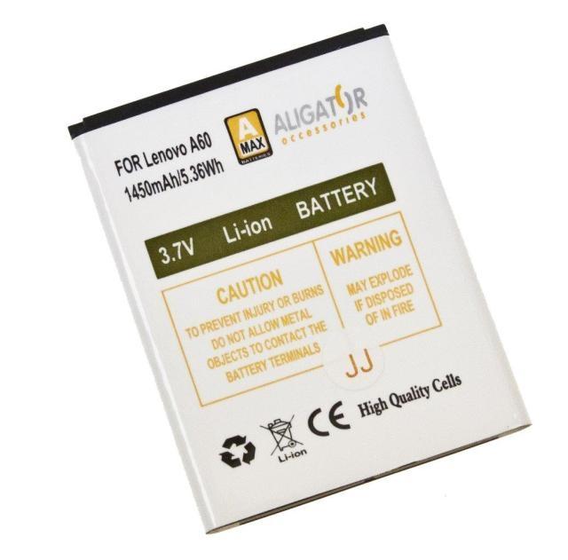 Batéria Lenovo A356, A368, A60, A65, A390 - 1450 mAh Li-Ion
