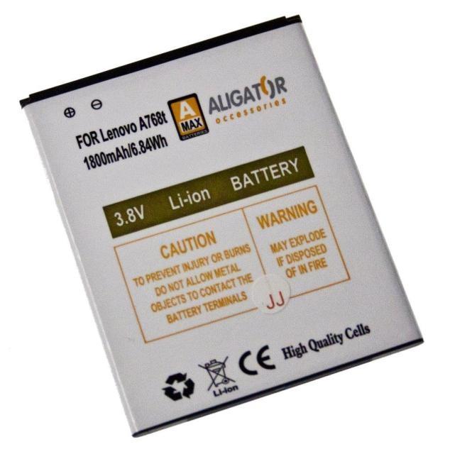 Batéria pre Lenovo A768, A889, A916 - 1900 mAh Li-Ion