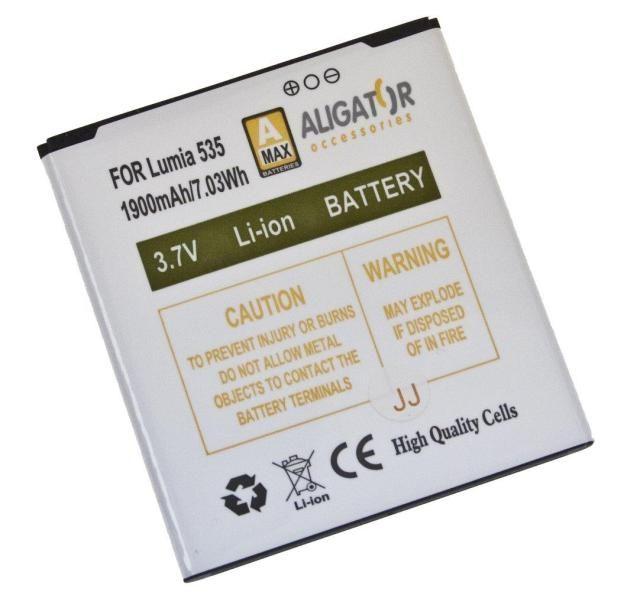 Batéria pre Microsoft Lumia 535 - 1900 mAh Li-Ion