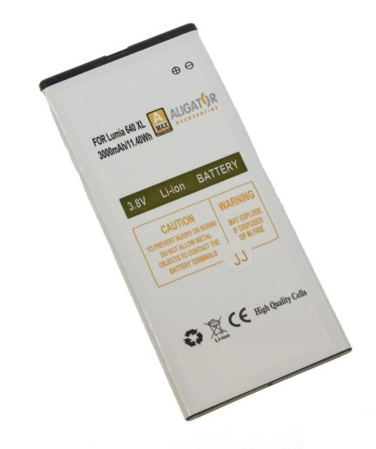 Batéria pre Microsoft Lumia 640 XL - 3000 mAh Li-Ion