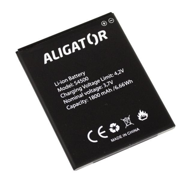 Batéria Aligator S4500 DUO - 1800 mAh - Li-Ion bulk