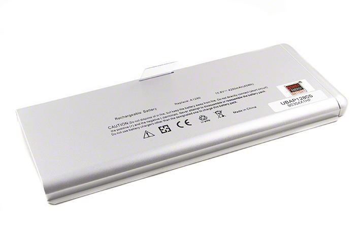Batéria pre Apple MacBook 13 A1278 (2008), MB466, MB467, MacBook Pre A1278 (2008) - 4200 mAh