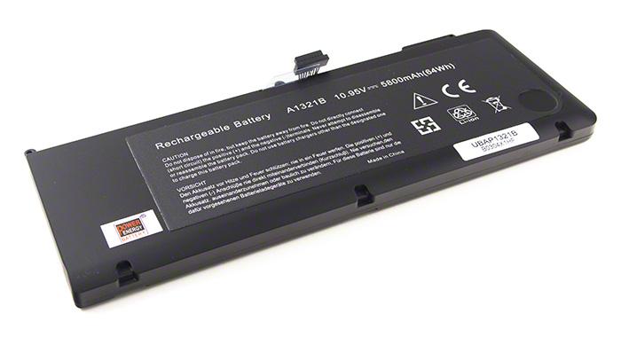 Batéria pre Apple MacBook Pre 15 A1286 (2009), MB985, MB986, MC118 - 5800 mAh