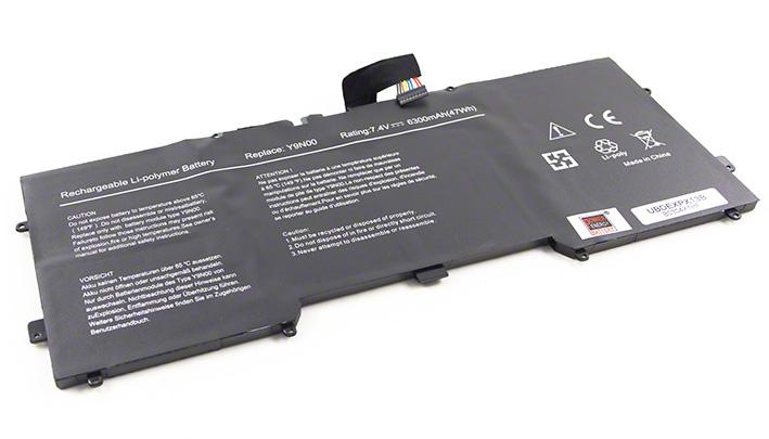 Batéria pre Dell XPS 12, XPS 13 - 6300 mAh