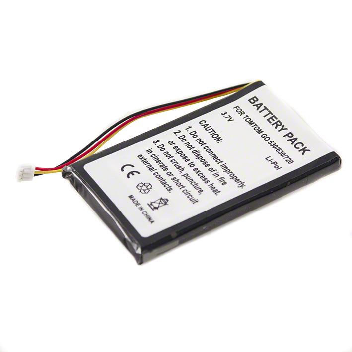 Batéria pre TomTom Go 720, Go 920 - 1300 mAh, Li-Pol