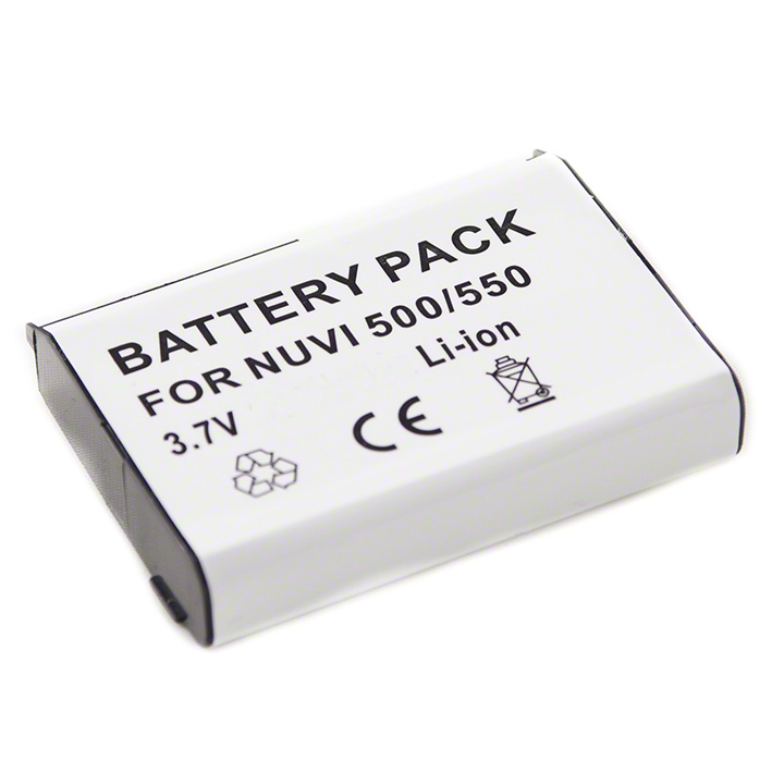 Batéria pre Garmin Nuvi 500, 550 - 1700 mAh, Li-Ion