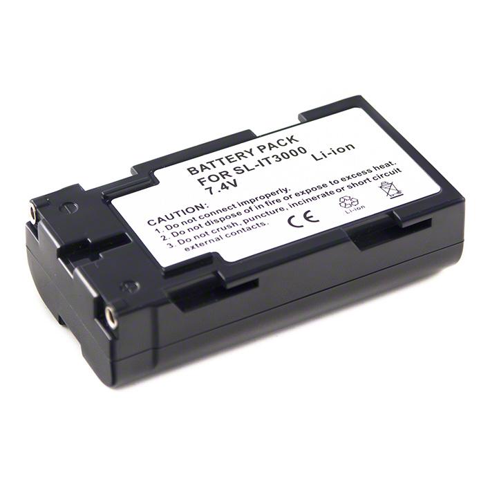 Batéria pre Casio IT-3000, Epson EHT-30, EHT-40, EHT-400 - 2600 mAh