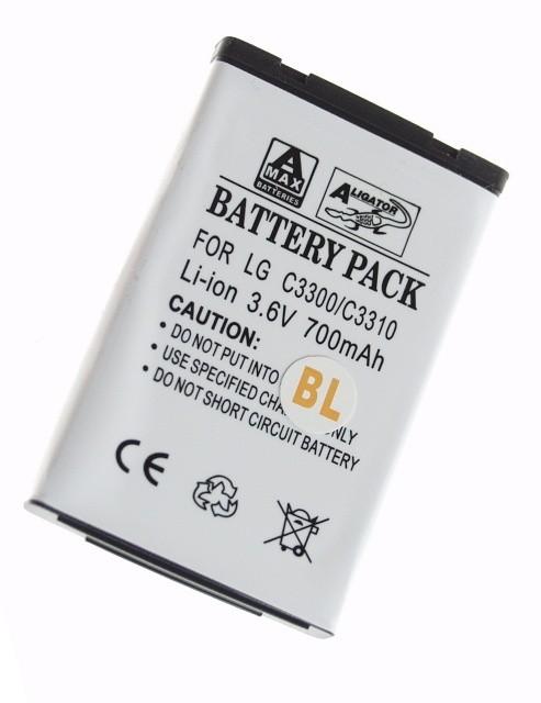 Batéria pre LG C3300, C3310, C3320, T5100 - 700 mAh Li-Ion
