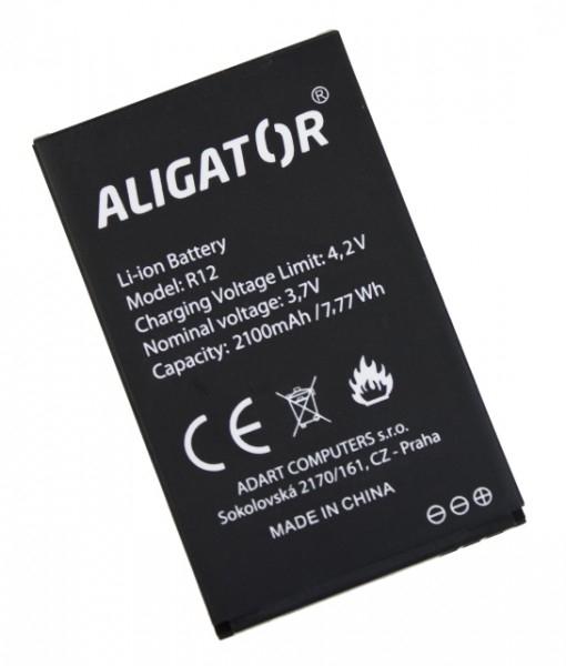 Akumulátor Aligator R12 eXtremo - 2100 mAh - Li-Ion - extra kapacita