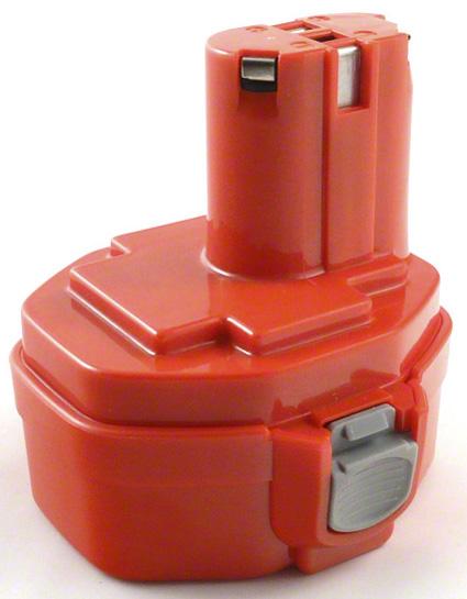 Batéria pre Makita 1422, 1433, 1434, 1435, BPT1017  - 14,4V - 3000 mAh