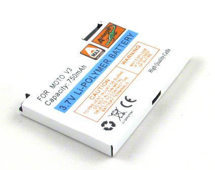 Batéria Motorola V3 RAZR, V3i RAZR - 750 mAh Li-pol