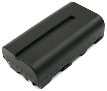 Batéria NP-F550, NP-F570 pre Sony kamery - 2200 mAh