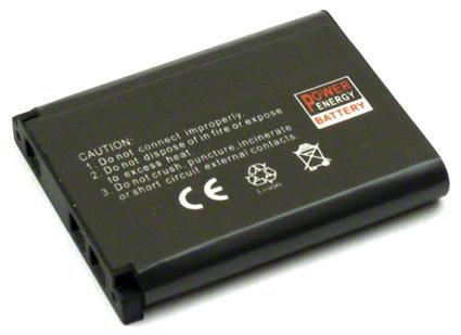 Batéria Li-42B pre Olympus 750mah 3.7V