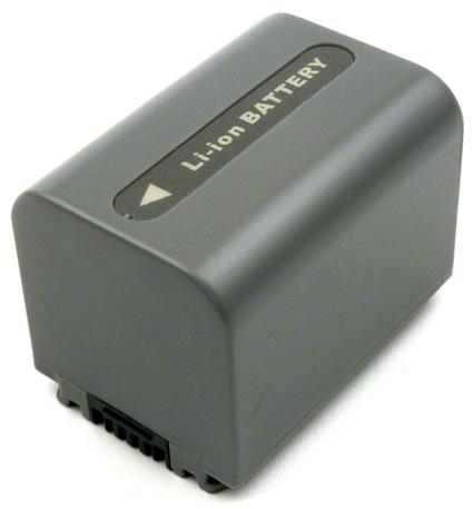 Batéria NP-FP30, NP-FP50, NP-FP40, NP-FP50 pre Sony DCR-DVD105E - 1600mAh