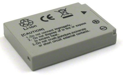 Batéria NB-5L (1120 mAh) pre fotoaparáty Canon