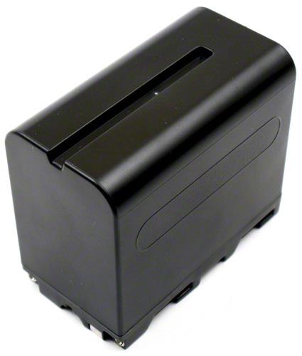 Batéria NP-F970, NP-F960, NP-F950 pre Sony HXR-MC2000, HVR-HD1000, DCR-TRV110, DCR-TRV16, DCR-TR8000, DCR-TRV620 - 6600mAh