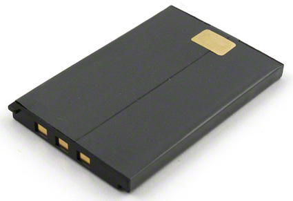 Batéria NP-20 (900 mAh) pre Casio Exilim fotoaparáty