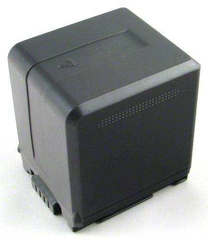 Batéria pre Panasonic VW-VBG130, VW-VBG130-K, VW-VBG260, VW-VBG260-K - 2500 mAh