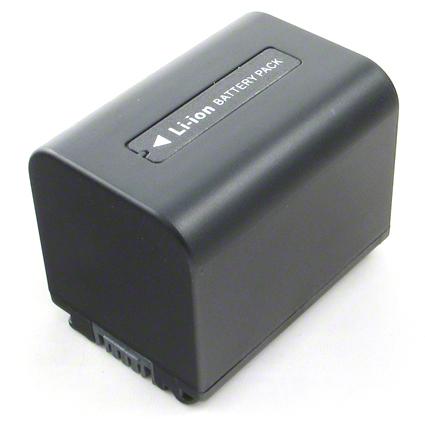 Batéria NP-FV30 akumulátor pre Sony HDR-PJ10E, PJ230, HDR-XR155, XR260V, HDR-CX200, CX220, DCR-SX65 - 1600 mAh