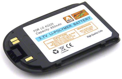 Batéria LG KG225 - 850 mAh Li-Pol