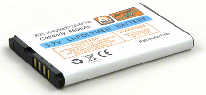 Batéria LG KF310, KF311, KP100, KP130, KP170, KP215, KU380 - 850 mAh Li-Pol