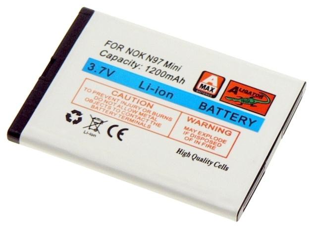 Batéria Nokia N97 mini - 1200 mAh Li-Ion