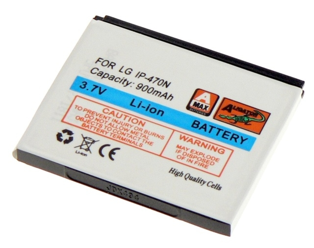 Batéria LG GD580 - 900mAh Li-Ion