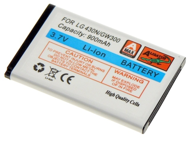 Batéria LG GW300 - 900mAh Li-Ion