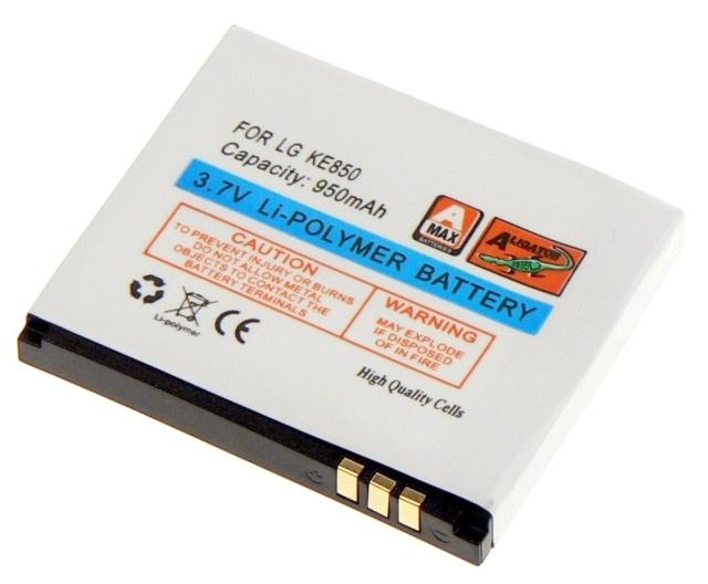 Batéria LG KE820, KE850 - 950 mAh Li-Pol