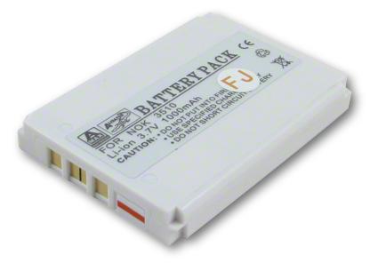 Batéria Nokia 3310, 3330, 3410, 3510, 3510i, 5510, 6650, 6800, 6810 - 900 mAh Li-Ion