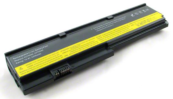 Batéria pre Lenovo Thinkpad X200, X200s, X201, X201s - 5200 mAh