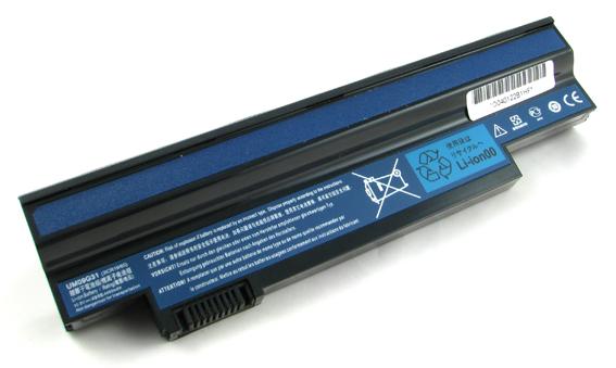Batéria pre Acer Aspire One UM09C31, UM09G31, UM09G41, UM09H31, UM09H41, UM09H70, UM09H75 notebooky Aspire One 532H, One 532G - 4400 mAh