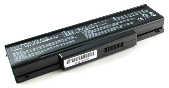 Batéria pre Asus F2F, F3F, M51, S62, S96, Z53, Z94, Z96 - 4400mAh
