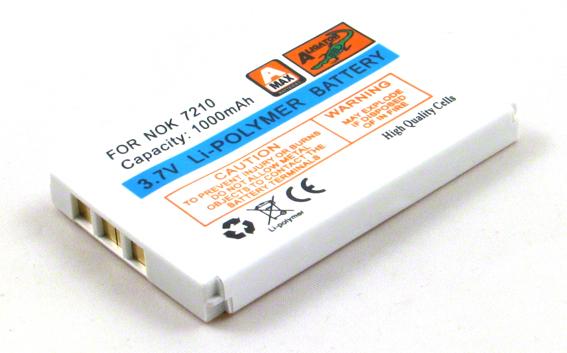 Batéria Nokia 2100, 3200, 3300, 6220, 6610, 6610i, 7210, 7250 - 1000 mAh Li-Pol