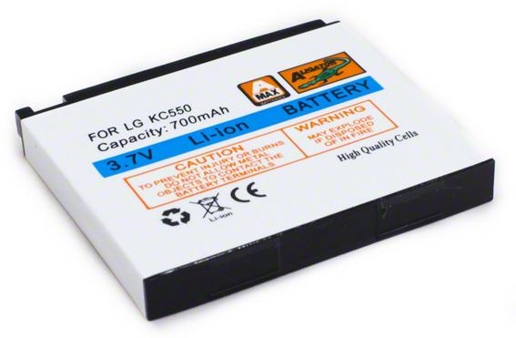 Batéria LG KC550, KC780, KF700, KP500 - 700mAh Li-Ion