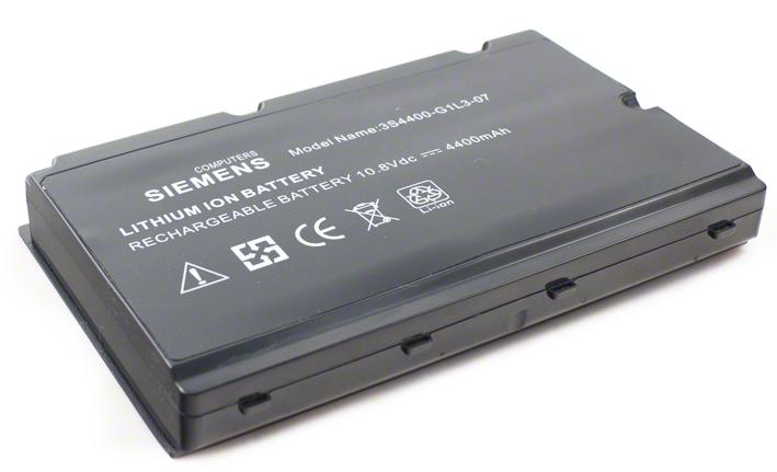 Batéria pre Fujitsu Amilo Pi3540, Pi3525, Pi3450 - 4400 mAh