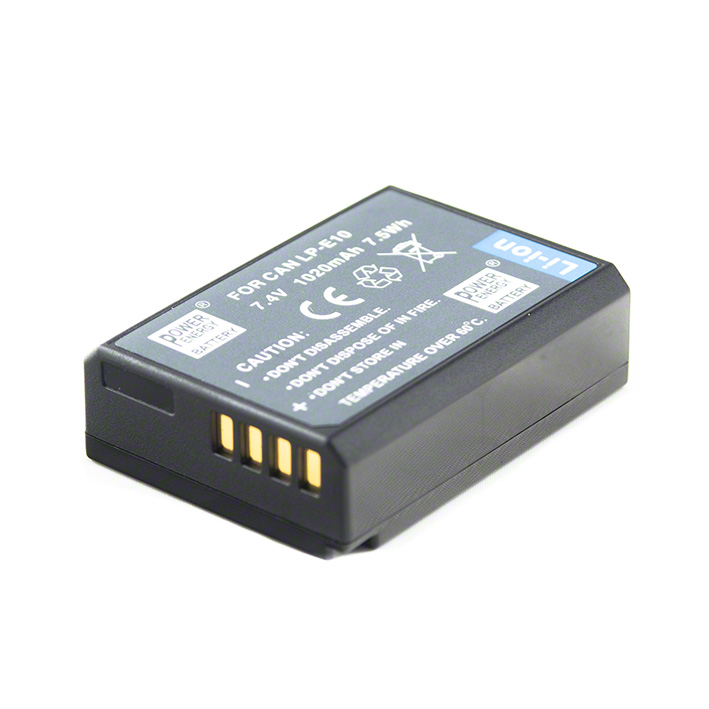 Batéria LP-E10 pre Canon EOS-1200D, EOS-1100D - 1020mAh