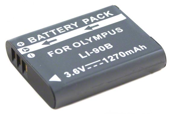 Batéria LI-90B - 1270mAh pre Olympus XZ-2, TG-2, TG-3, SH-50
