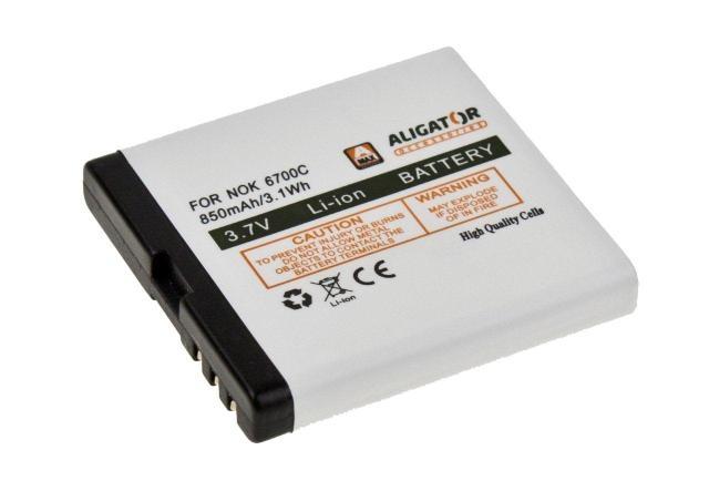 Batéria Nokia 6700 classic - 850 mAh Li-Ion
