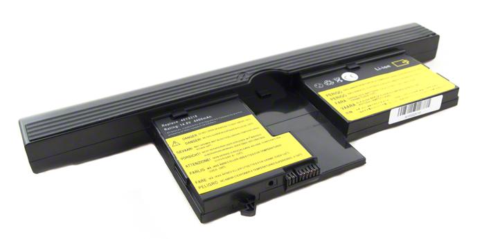 Batéria pre Lenovo Thinkpad X60 Tablet PC, X61 Tablet PC - 5200 mAh