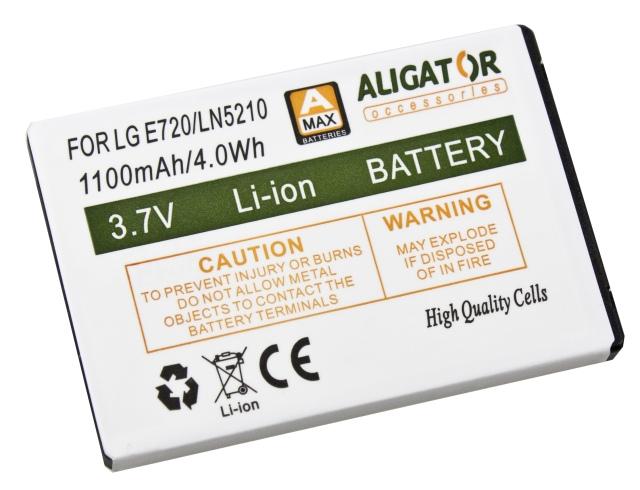 Batéria E720 Optimus Chic, GT-500, GM-650, GM-650S - 1050 mAh Li-Ion
