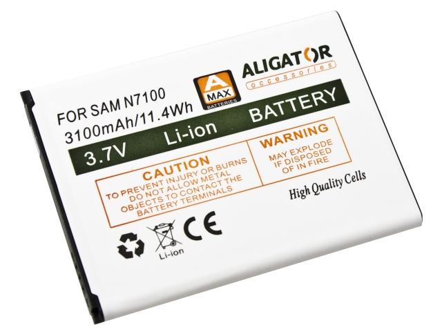 Batéria Samsung Galaxy Note 2 N7100 - 3100 mAh Li-Ion